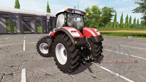 Steyr Terrus 6300 CVT ecotec v1.1 for Farming Simulator 2017