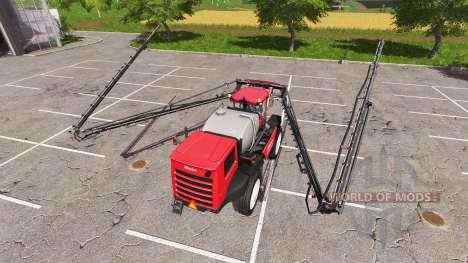 Miller Nitro 5250 for Farming Simulator 2017