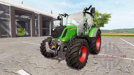 Fendt 310 Vario for Farming Simulator 2017