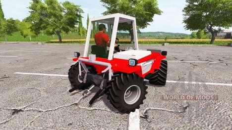 Reform Metrac 2002 v0.7 for Farming Simulator 2017