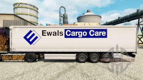 Skin Care in Poland Cargo trailers for Euro Truck Simulator 2