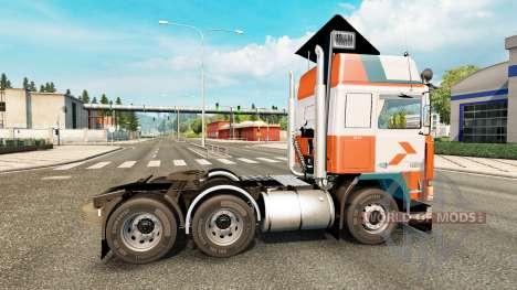 Volvo F10 Lommerts for Euro Truck Simulator 2