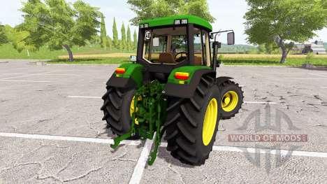 John Deere 6810 for Farming Simulator 2017