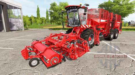 HOLMER Terra Dos T4-40 potato for Farming Simulator 2017
