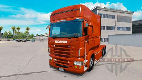 Scania R730 long v1.5.2 for American Truck Simulator