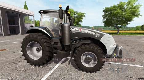 Case IH Magnum 380 CVX black beauty for Farming Simulator 2017