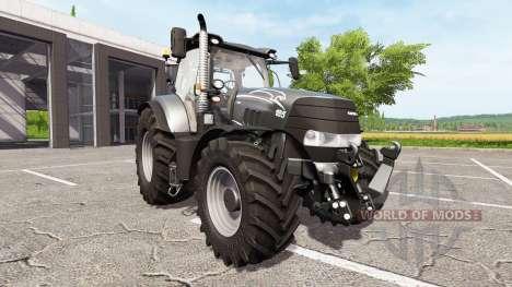 Case IH Puma 185 CVX black panther for Farming Simulator 2017