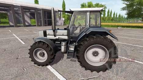 Deutz-Fahr AgroStar 6.61 black beauty v1.2 for Farming Simulator 2017