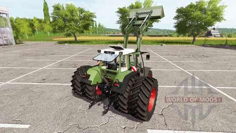 Fendt Favorit 512C Turbomatic for Farming Simulator 2017