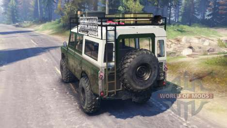 Land Rover Defender Series III v2.0 for Spin Tires