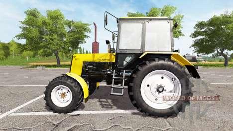 MTZ-Belarus 1025 v4.0 for Farming Simulator 2017