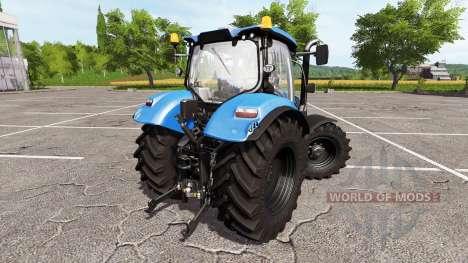 New Holland T6.145 for Farming Simulator 2017
