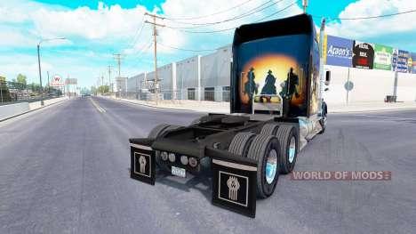 Kenworth T800 2016 for American Truck Simulator