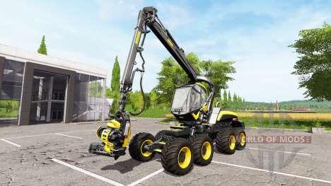 PONSSE ScorpionKing v1.2 for Farming Simulator 2017