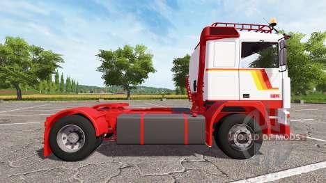 Volvo F12 for Farming Simulator 2017