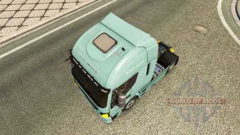 Rodewald skin for Iveco truck for Euro Truck Simulator 2