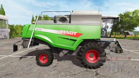 Fendt 6275L v1.0.0.1 for Farming Simulator 2017