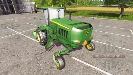 John Deere W260 v1.1 for Farming Simulator 2017