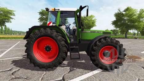 Fendt Favorit 515C Turbomatic washable for Farming Simulator 2017