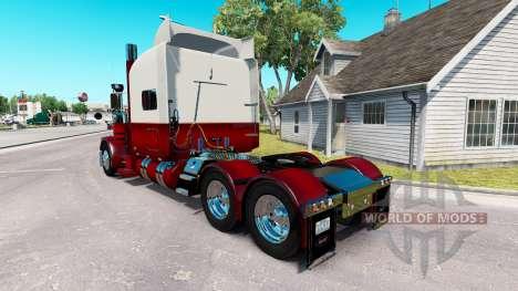 Skin The Revolution for the truck Peterbilt 389 for American Truck Simulator