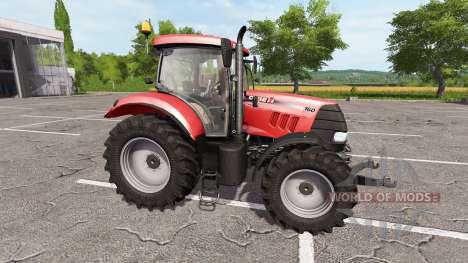 Case IH Puma 160 CVX for Farming Simulator 2017