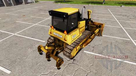 Rotech 830 for Farming Simulator 2017