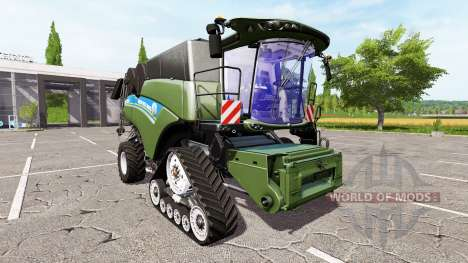 New Holland CR10.90 multicolor v1.1 for Farming Simulator 2017