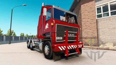 Heavy Duty bumper for Mack MH Ultra-Liner for American Truck Simulator