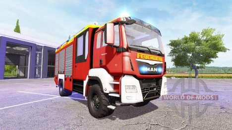 MAN TGS 18.480 HLF for Farming Simulator 2017
