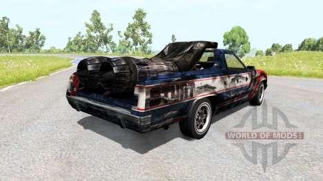 Trailblazer for BeamNG Drive