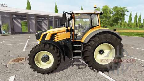 Fendt 930 Vario extended v2.0 for Farming Simulator 2017