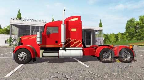 Lizard TS 320 Sendcore for Farming Simulator 2017