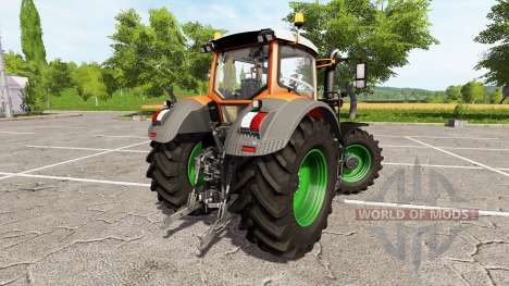 Fendt 930 Vario rims and body color choise for Farming Simulator 2017