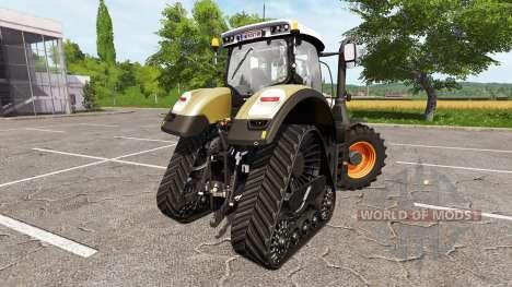 Steyr Terrus 6300 CVT v1.2 for Farming Simulator 2017