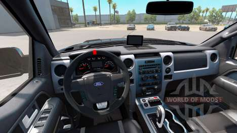 Ford F-150 SVT Raptor v2.0 for American Truck Simulator
