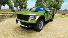 Ford F-150 SVT Raptor v1.6 for American Truck Simulator