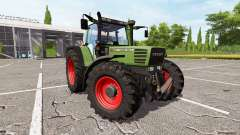 Fendt Favorit 512C Turbomatic for Farming Simulator 2017