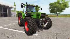Fendt Favorit 515C Turbomatic washable for Farming Simulator 2017