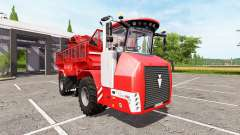 HOLMER Terra Variant 600 eco [pack] v2.5 for Farming Simulator 2017