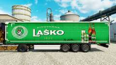 Lasko skin for trailers for Euro Truck Simulator 2
