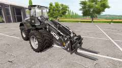 JCB 435S black pearl for Farming Simulator 2017