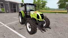 CLAAS Arion 620 v1.1 for Farming Simulator 2017