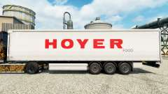Hoyer skin for trailers for Euro Truck Simulator 2