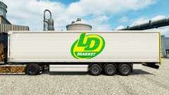 Skin LD Market for trailers for Euro Truck Simulator 2