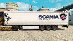 Skin Scania Truck Parts for semi-trailers for Euro Truck Simulator 2