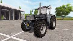 Deutz-Fahr AgroStar 6.61 black beauty v1.2 for Farming Simulator 2017