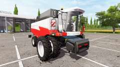 Rostselmash ACROS 595 Plus v1.1 for Farming Simulator 2017