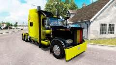 Vanderoel skin for the truck Peterbilt 389 for American Truck Simulator