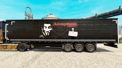 Skin by Anonymous on semi for Euro Truck Simulator 2