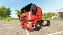 Iveco Stralis 470 LowCab v1.2.2 for Farming Simulator 2017